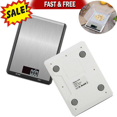 10KG/5KG/1G Digital Electronic Kitchen Food Diet LCD Postal Scale Weight Balance