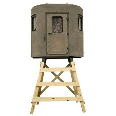 SPORTSMAN'S CONDO CROSSBOW Condo 72 in  diameter Deer Blind