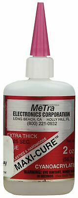 Install Bay Instant Extra Thick Glue 1 Ounce- MAXI-CURE1