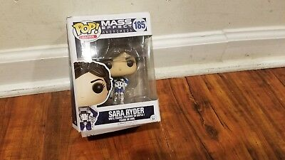 Funko Pop Games-Mass Effect Andromeda #185 Sara Ryder