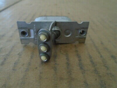 1 Ea Nos Cutler Hammer Toggle Switch  P/N: An3022-4B
