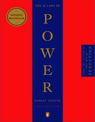 The Concise 48 Laws Of Power by Robert Greene  (PDF)