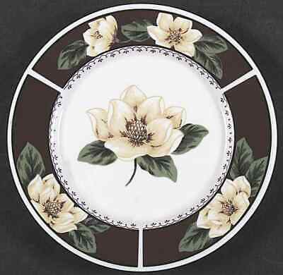 Gibson Designs SWEET MAGNOLIA Salad Plate 4585976