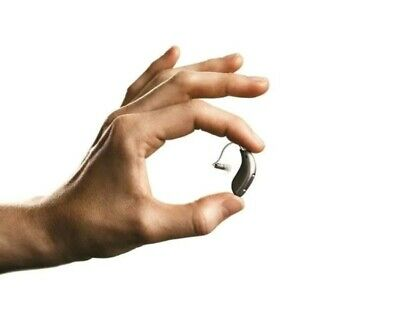 A pair (2) of New Oticon OPN 3 miniRITE Hearing Aids for iPhone