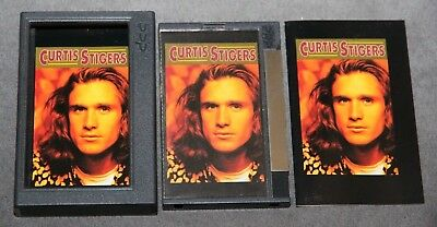 Curtis Stigers: Self-Titled. DCC Digital Compact Cassette CASSETTE TAPE LIKE NEW