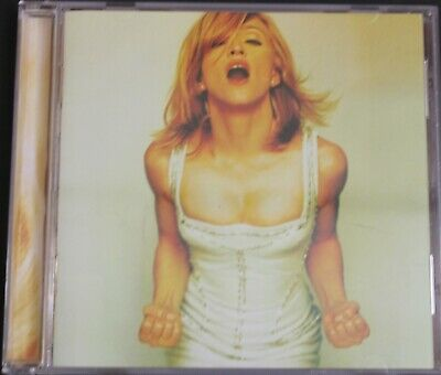 Madonna GHV2 Greatest Hits Volume 2 CD - 2001 Maverick/Warner Brothers