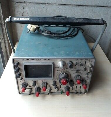 Tektronix 453 oscilloscope