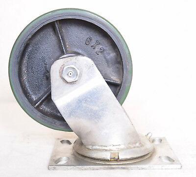 "4 Count 6"" X 2"" Caster Wheel"