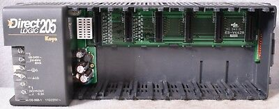 AutomationDirect DirectLogic 205 Chassis D2-06B-1