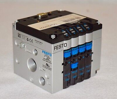 Festo Manifold Distribution Block CP14-GE-MP-4