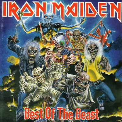 Iron Maiden - Best of the Beast - Special Edition 2CD-SET