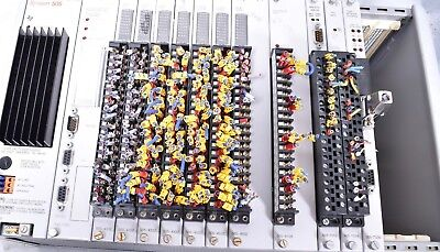 Siemens Chassis Rack LR64027 With 13 Modules