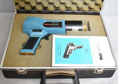 Wahl Heat Spy Infrared Thermometer Hsa-4G