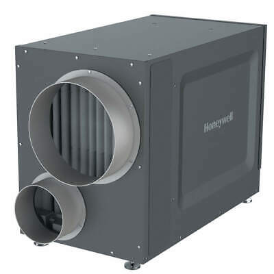 HONEYWELL Ducted Whole House Dehumidifier,5.2A, DR90A3000/U, Gray