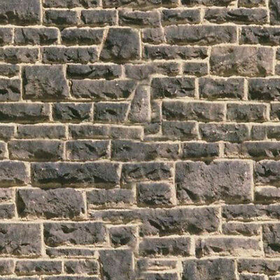 # 7 SHEETS EMBOSSED BUMPY BRICK stone wall paper 21x29cm SCALE 1//12 CODE 30Xt5!