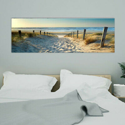 Decorative Painting Canvas Printing Wall Art Beach Nature Landscape Poster Home