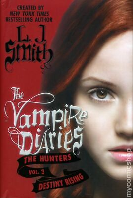 Vampire Diaries The Hunters HC (Harper Novel) #3-1ST 2012 VF Stock Image