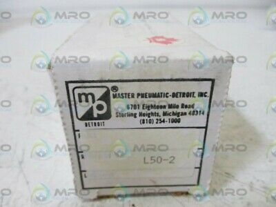 Master-Pneumatics L50-2 Filter * New In Box *
