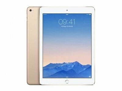Apple - iPad Air 2 32GB Wi-Fi + Cellular Oro - NUEVO