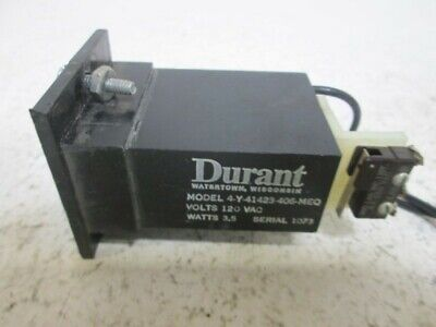 Durant 4-Y-41423-406-Meq Counter * Used *