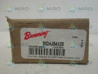 Browning Mchjs4X25 Coupling *New In Box*