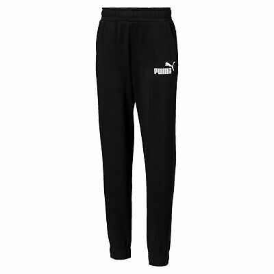 PUMA Junior ESS Logo Pants TR cl Trainigshose Jogginghose Sporthose 852108