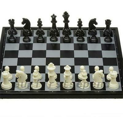 Magnetic Chess Set International Chess Educational Chess Set Entertainment AU