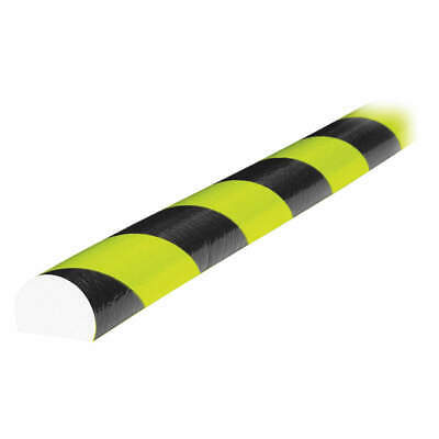 KNU Surface Guard,Rounded,Fluorescent Bk/Yl, 60-6720-4, Fluorescent Black/Yellow