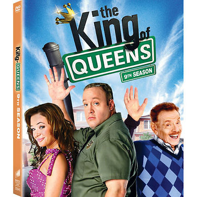 King of Queens - The Complete Ninth Season (DVD, 2007) BRAND NEW