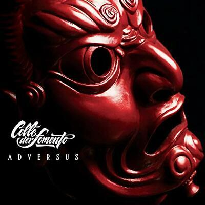 Colle Der Fomento - Adversus - 2 Lp Nuovo! Sigillato! 2019 - Tv - Du