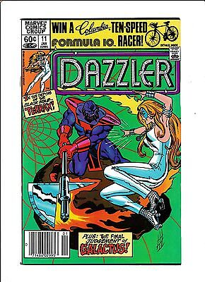 Dazzler No.11  : 1982 :   : Mark Jeweler Variant! :
