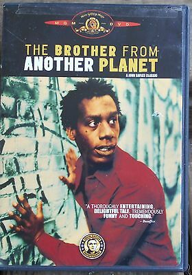 The Brother From Another Planet (DVD, 2003) RARE 1984 COMEDY SCI FI BRAND NEW