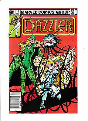 Dazzler No.16  : 1982 :   : Mark Jeweler Variant! :