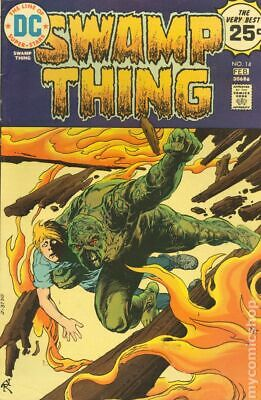 Swamp Thing (2nd Series) Mark Jewelers #14MJ 1983 VG+ 4.5 Stock Image Low Grade