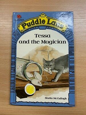 "Puddle Lane #2 ""tessa And The Magician"" Ladybird Book"