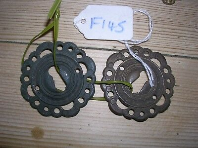 Pair Of  Brass Escutcheons  (F145)