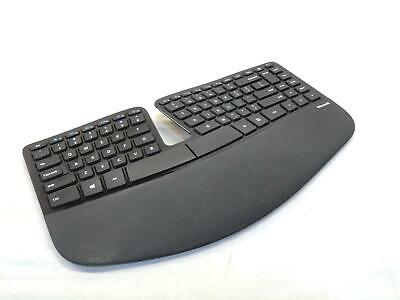 70834a07928 NEW! MICROSOFT SCULPT Ergonomic Desktop Wireless USB Keyboard ...
