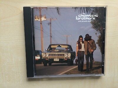 The Chemical Brothers - Exit Planet Dust (Cd Album)