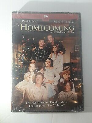 The Homecoming A Christmas Story.The Homecoming A Christmas Story New Sealed Dvd 15 99