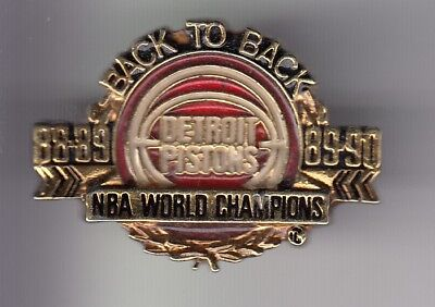 Rare Pins Pin's ..  Sport Basket Ball Team Detroit Pistons Nba Usa World Cup ~Dw