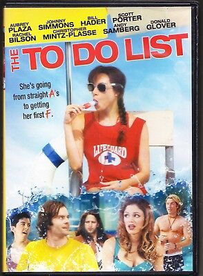 The To Do List (DVD, 2013)
