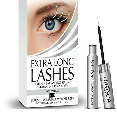 EXTRA LONG LASHES STARKÜNG URODA Wimpernserum Wimpernwachstum 4ml