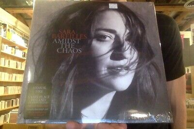 Sara Bareilles Amidst the Chaos 2xLP sealed 180 gm vinyl + download card