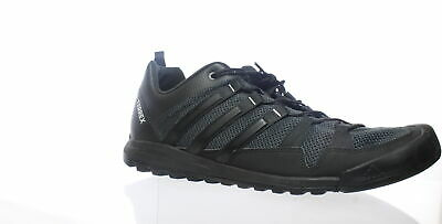 online retailer 82bed 7357a Adidas Mens Terrex Solo Black Hiking Shoes Size 15 (245989)