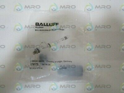 Balluff Connector Bcc06M4 * New In Factory Bag *