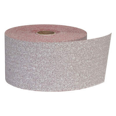 "GRAINGER APPROVED Abrasive Roll,45 yd. L,2-3/4"" W,150 Grit, 05539520337, Red"