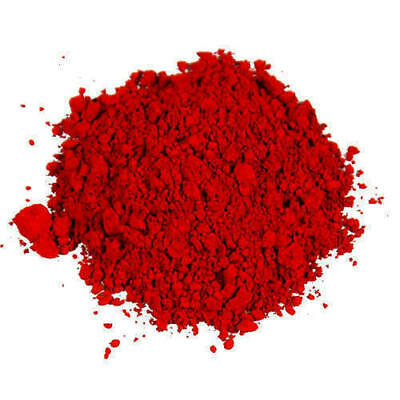 Ponceau 4R E124 red water soluble food dye colour colouring powder - 25 grams