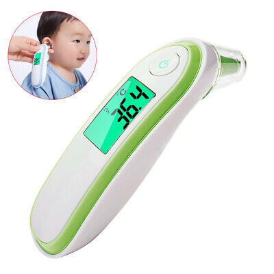 Digital Infrared Ear Thermometer Temperature Measurement For Newborns Baby Kid