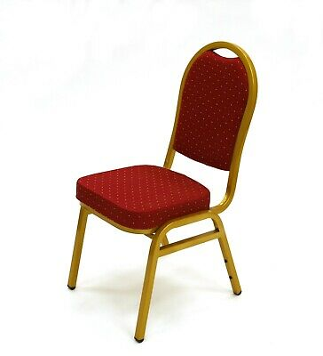 Used Red Banquet Chairs, Banqueting Chairs, Wedding Chairs, Conference Chairs