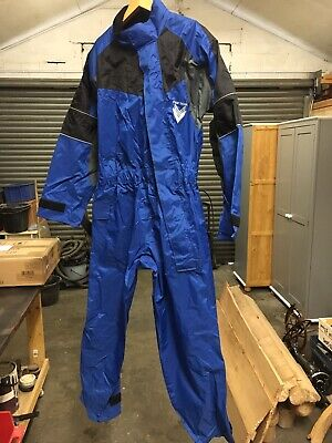 Frank Thomas One Piece Waterproof Motorcycle Suit Mens XXL / Excellent
